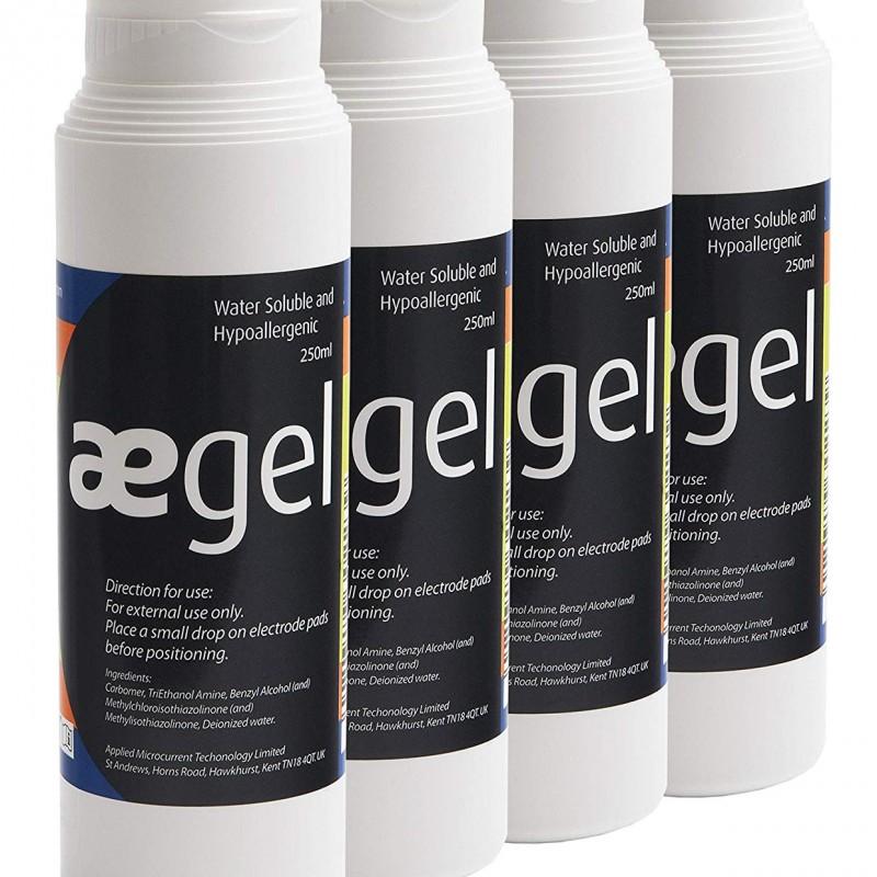 4 Bottles of Conductive Gel