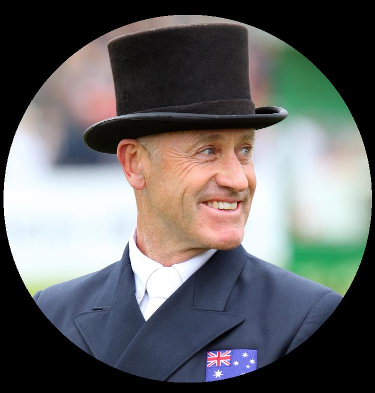 Andrew Hoy - Olympic Medal Winner