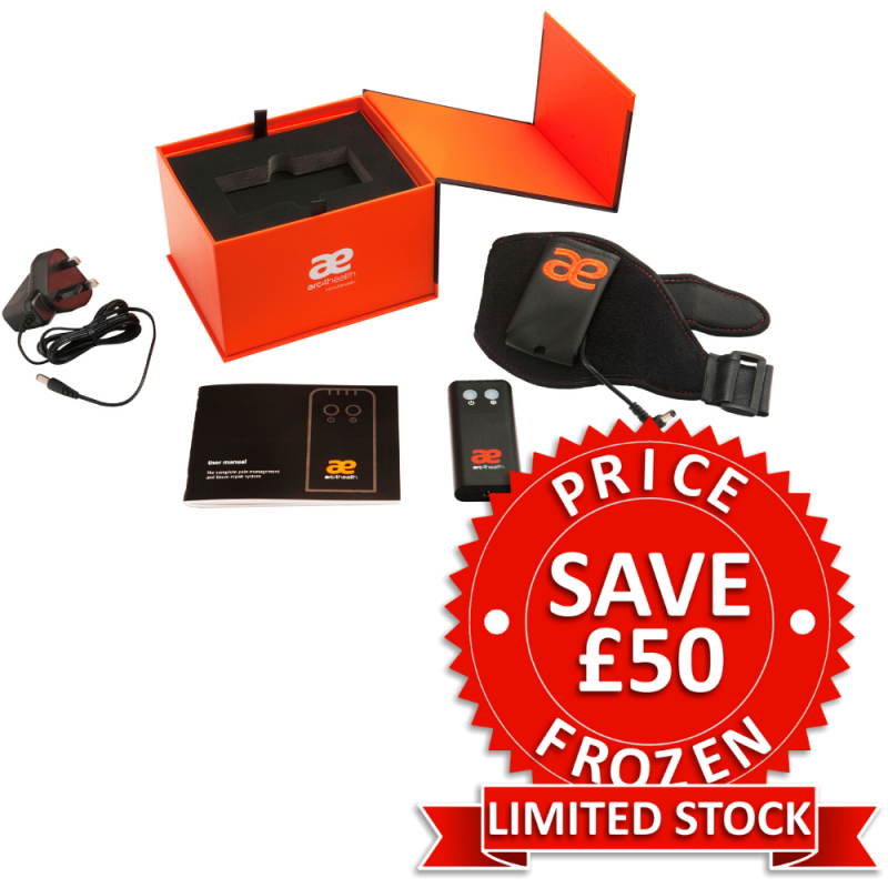 Save £50 off Complete Arc4Health Kit